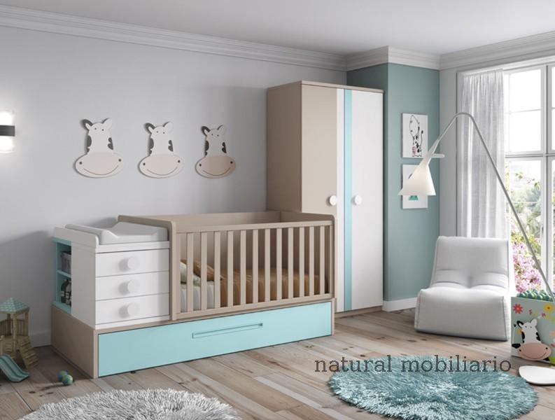 Muebles  dormitorio cuna glic 0-873-967