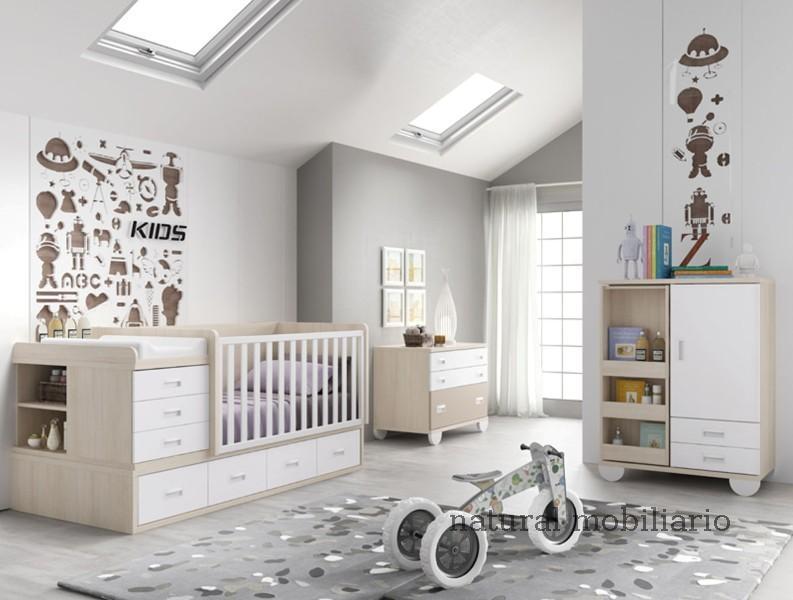 Muebles  dormitorio cuna glic 0-873-969