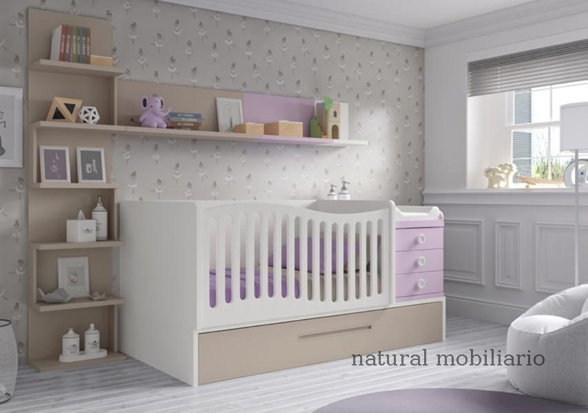 Muebles  dormitorio cuna glic 0-873-970