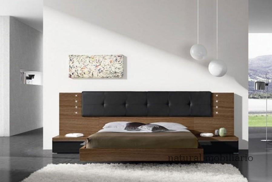 Muebles Modernos chapa natural/lacados dormitorio joro 1-19-711