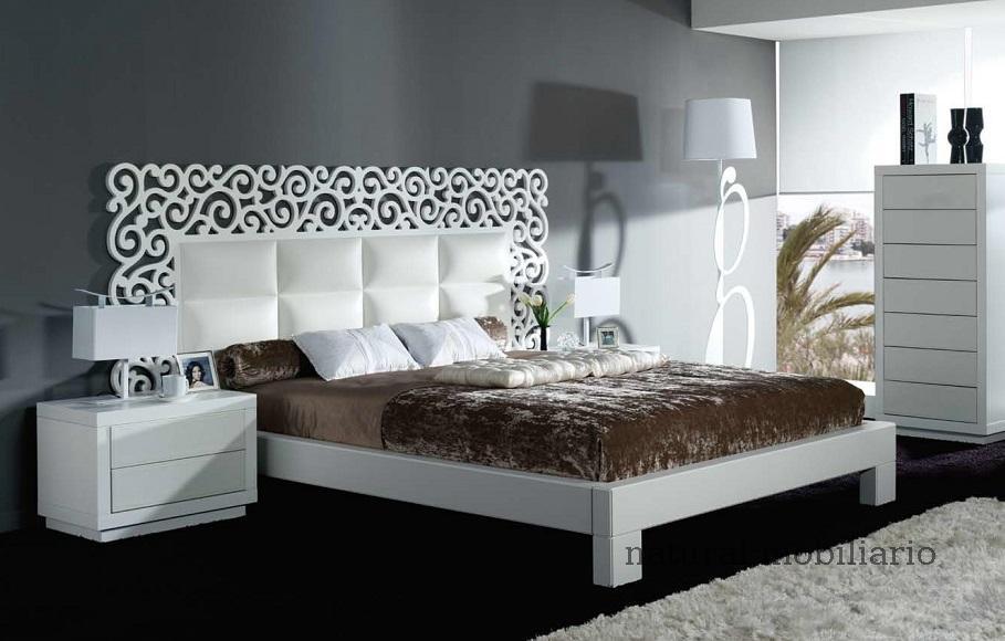 Muebles Contemporáneos dormitorio coim 1-94-708
