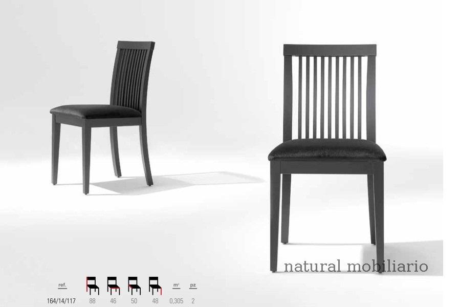 Muebles Sillas de comedor silla tm  1-386-381