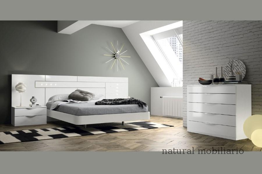 Muebles Modernos chapa sintética/lacados dormitorio glch 0-902-410