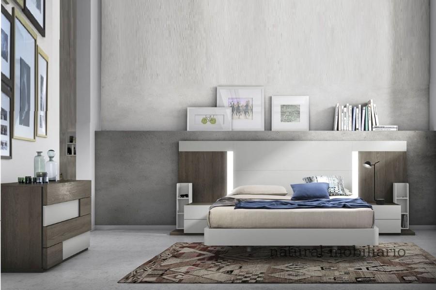 Muebles Modernos chapa sintética/lacados dormitorio glch 0-902-400