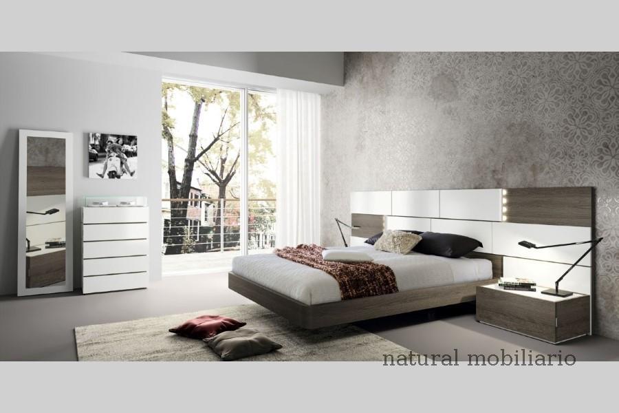 Muebles Modernos chapa sintética/lacados dormitorio glch 0-902-416