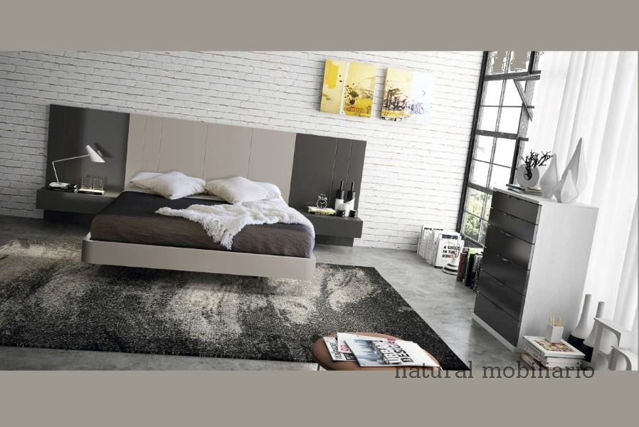 Muebles Modernos chapa sintética/lacados dormitorio glch 0-902-414