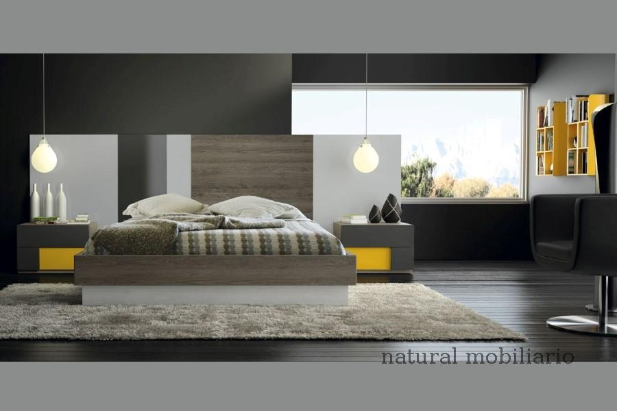 Muebles Modernos chapa sintética/lacados dormitorio glch 0-902-418