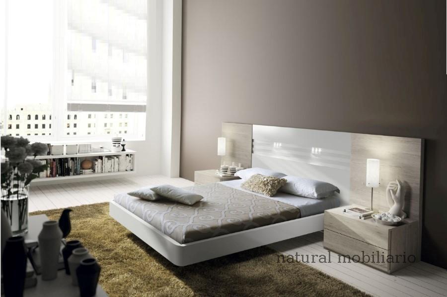 Muebles Modernos chapa sintética/lacados dormitorio glch 0-902-404