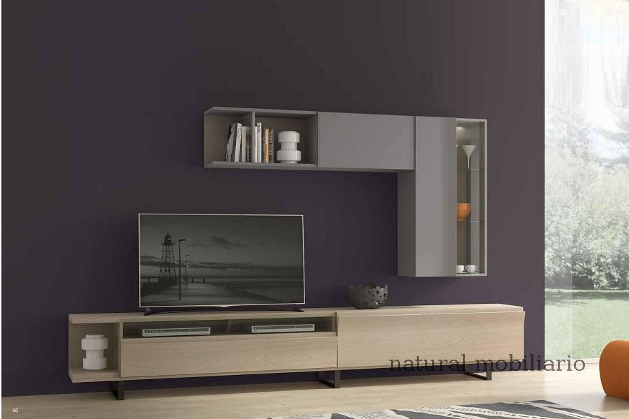 Muebles Modernos chapa natural/lacados salon moderno egl 4-532-361