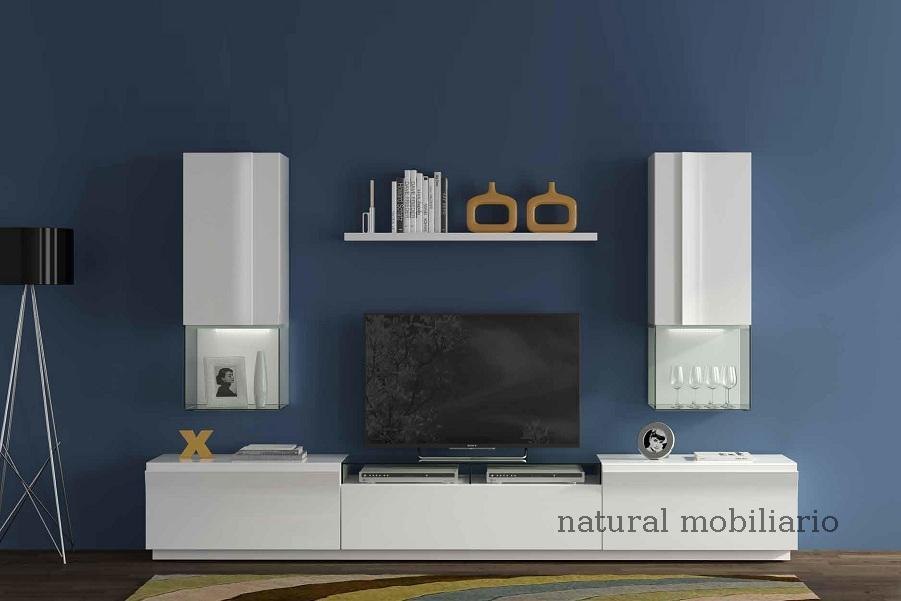 Muebles Modernos chapa natural/lacados salon moderno egl 4-532-360