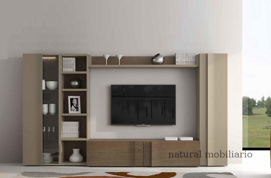 Muebles Modernos chapa natural/lacados salon moderno egl 4-532-363
