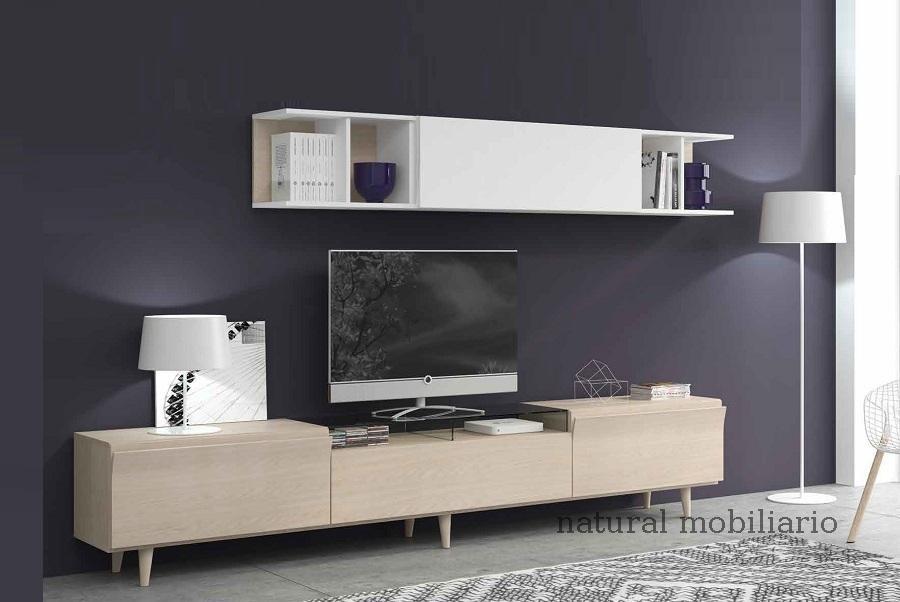 Muebles Modernos chapa natural/lacados salon moderno egl 4-532-351