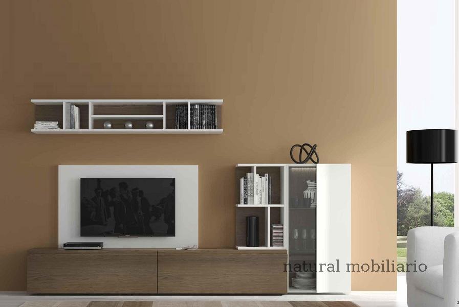 Muebles Modernos chapa natural/lacados salon moderno egl 4-532-355
