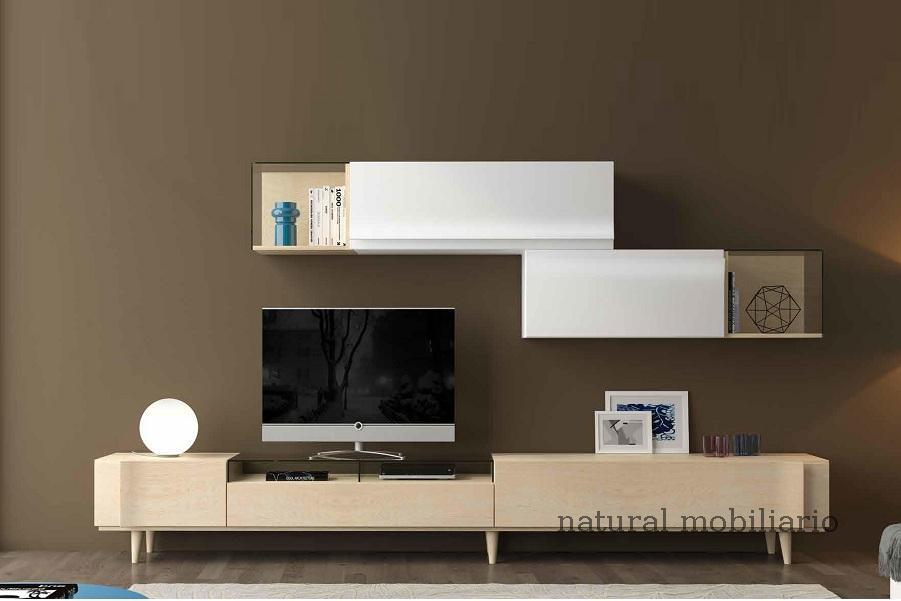 Muebles Modernos chapa natural/lacados salon moderno egl 4-532-359
