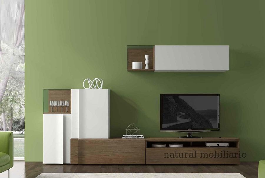 Muebles Modernos chapa natural/lacados salon moderno egl 4-532-362