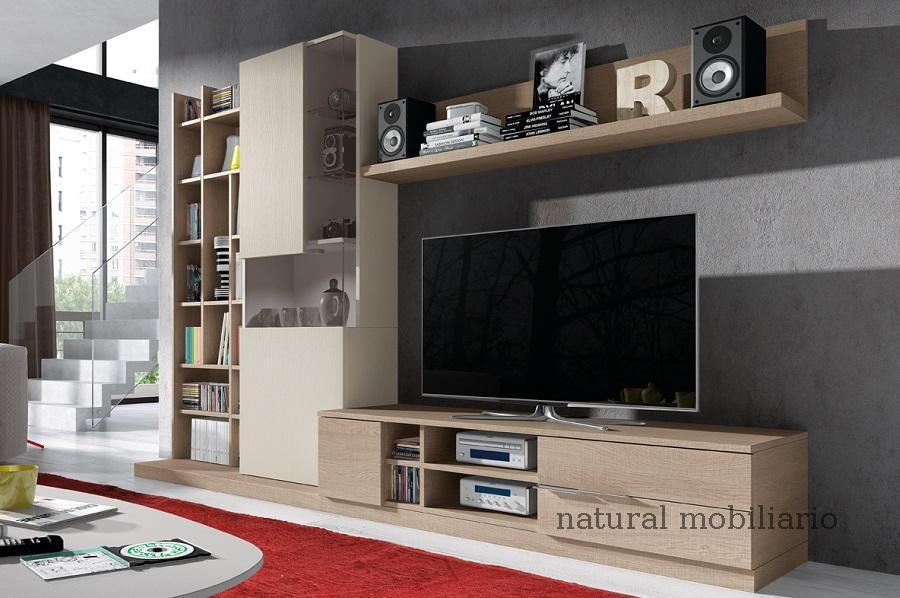 Muebles Modernos chapa sint�tica/lacados salon moderno1-96rosa604