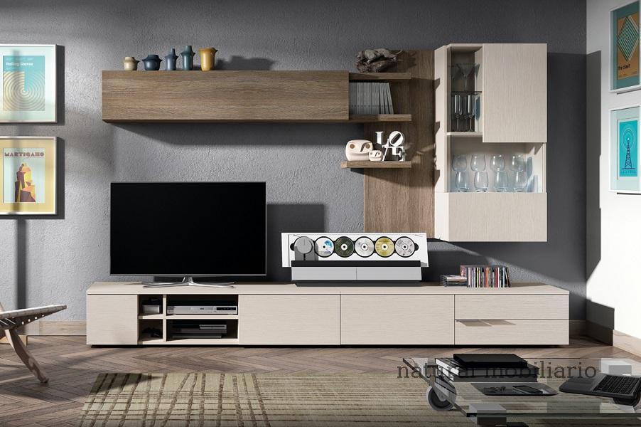 Muebles Modernos chapa sint�tica/lacados salon moderno1-96rosa601