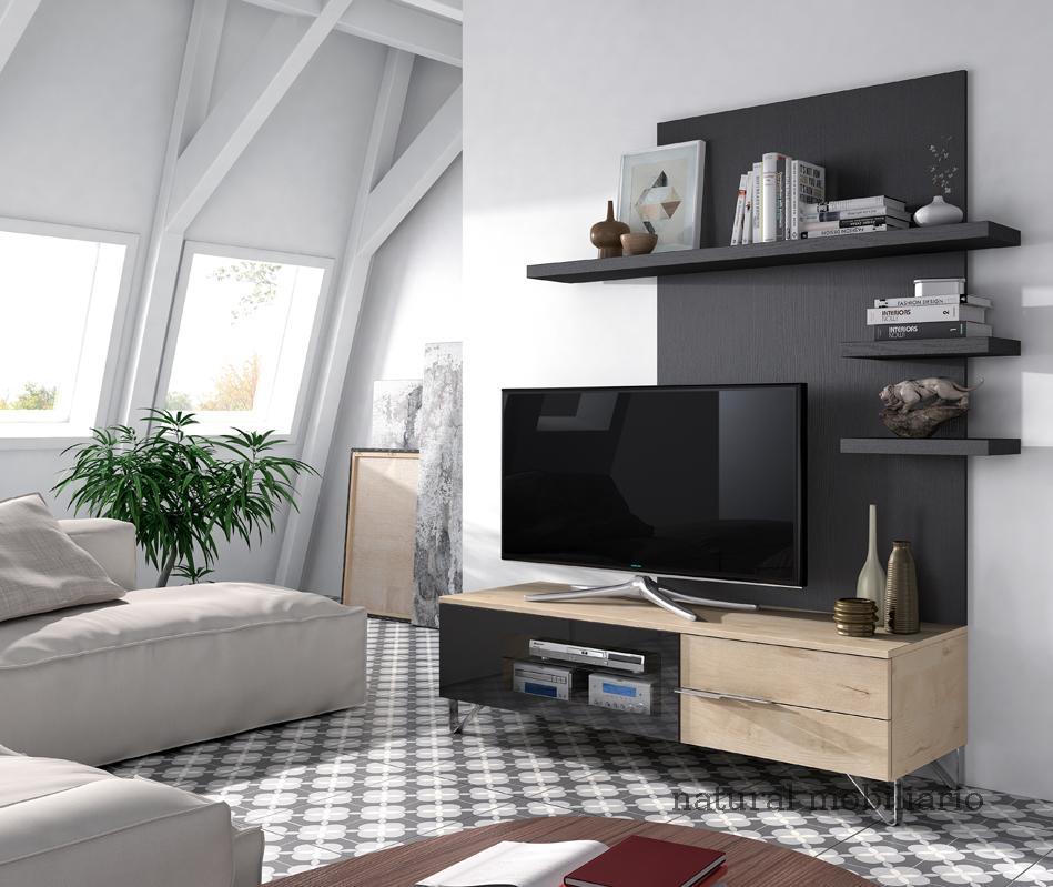 Muebles Modernos chapa sint�tica/lacados salon moderno1-96rosa615