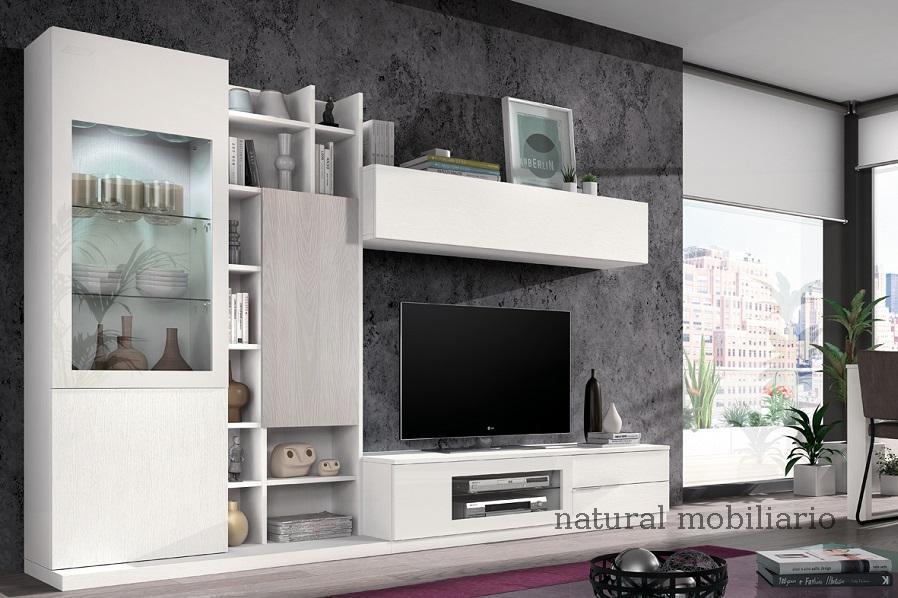 Muebles Modernos chapa sint�tica/lacados salon moderno1-96rosa608