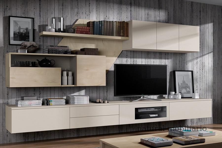 Muebles Modernos chapa sint�tica/lacados salon moderno1-96rosa619