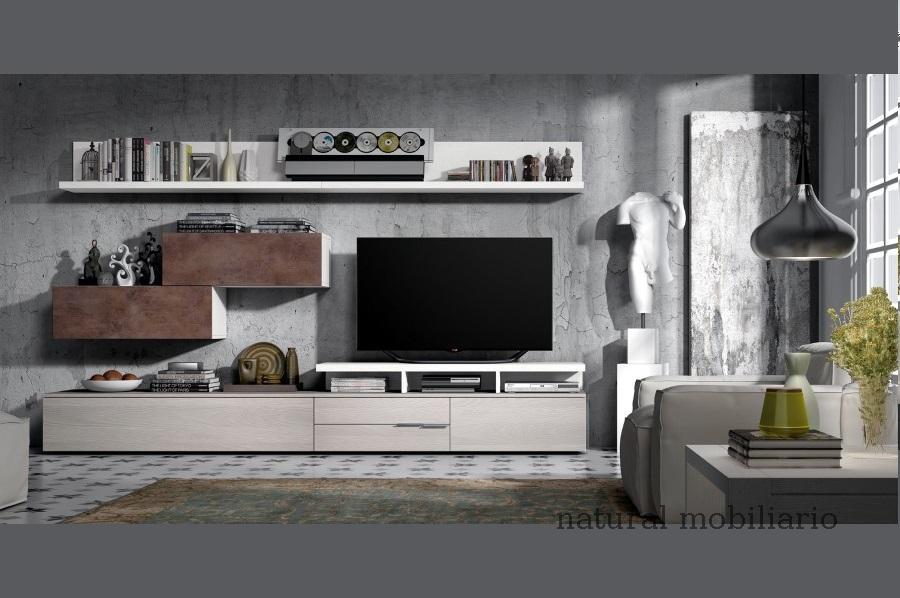 Muebles Modernos chapa sint�tica/lacados salon moderno1-96rosa633