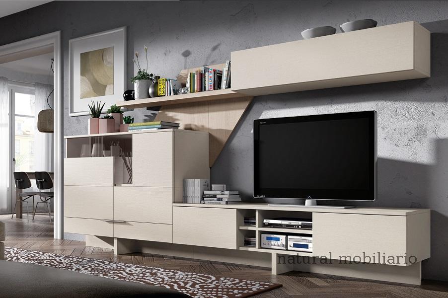 Muebles Modernos chapa sint�tica/lacados salon moderno1-96rosa617