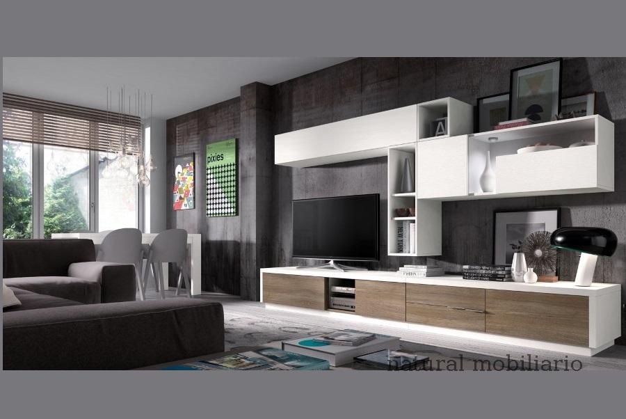 Muebles Modernos chapa sint�tica/lacados salon moderno1-96rosa639