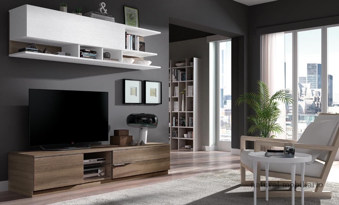 Muebles Modernos chapa sint�tica/lacados salon moderno1-96rosa613