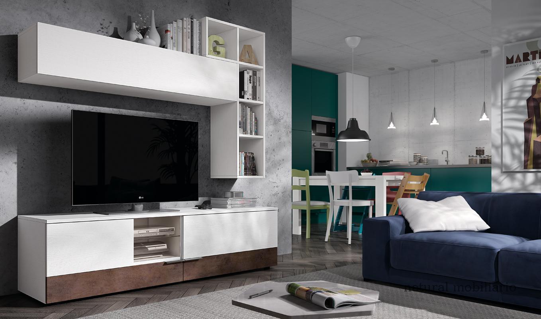 Muebles Modernos chapa sint�tica/lacados salon moderno1-96rosa614