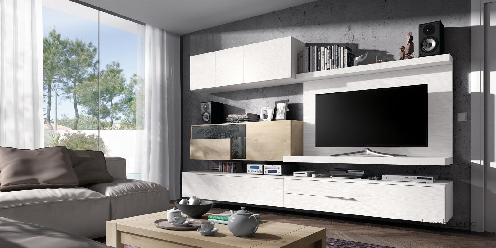 Muebles Modernos chapa sint�tica/lacados salon moderno1-96rosa611