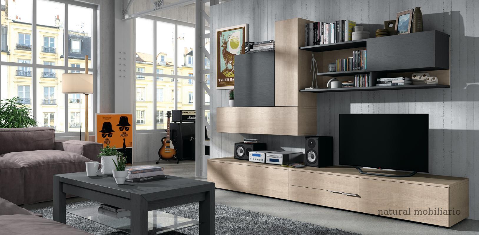 Muebles Modernos chapa sint�tica/lacados salon moderno1-96rosa610