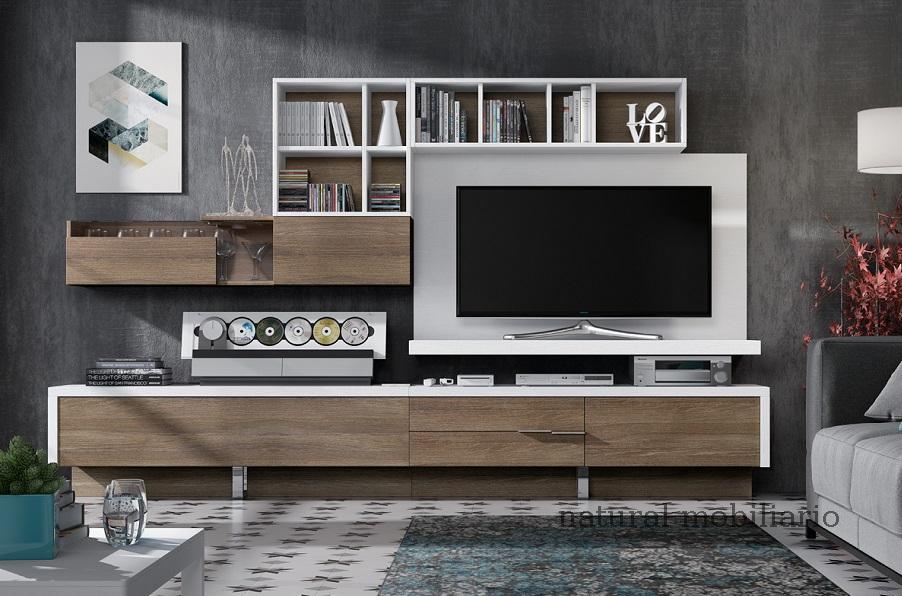 Muebles Modernos chapa sint�tica/lacados salon moderno1-96rosa625