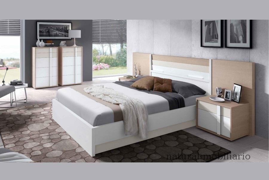 Muebles Modernos chapa sintética/lacados dormitorio moderno1-96rosa522