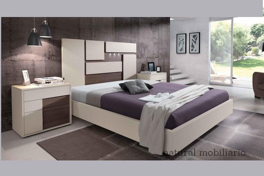 Muebles Modernos chapa sintética/lacados dormitorio moderno1-96rosa509