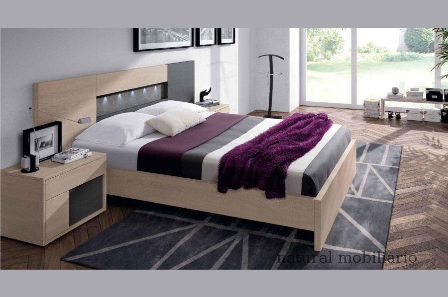 Muebles Modernos chapa sintética/lacados dormitorio moderno1-96rosa514