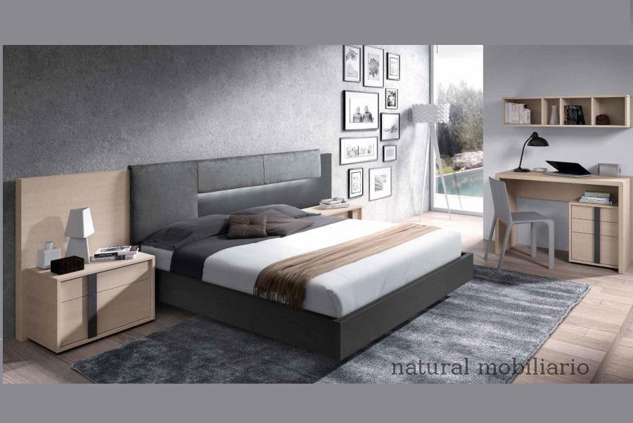 Muebles Modernos chapa sintética/lacados dormitorio moderno1-96rosa513
