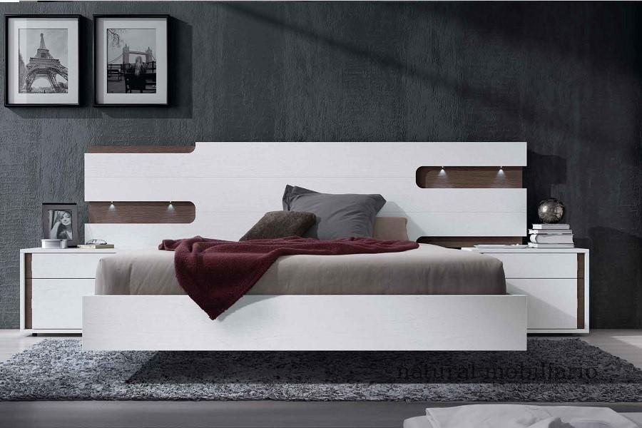 Muebles Modernos chapa sintética/lacados dormitorio moderno1-96rosa504