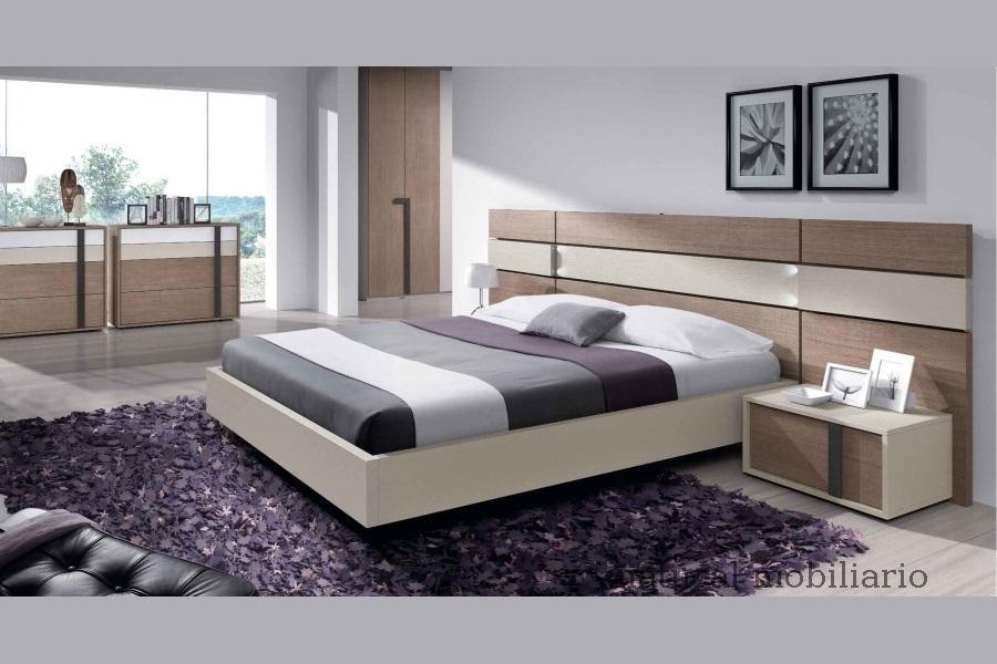 Muebles Modernos chapa sintética/lacados dormitorio moderno1-96rosa529