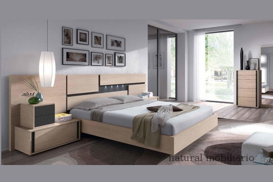 Muebles Modernos chapa sintética/lacados dormitorio moderno1-96rosa508