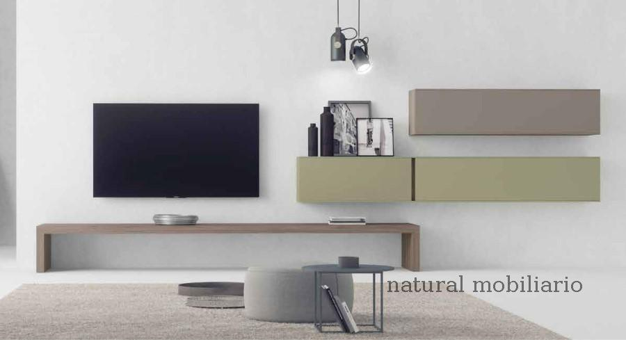 Muebles Modernos chapa natural/lacados apilable besf 1-254-1259