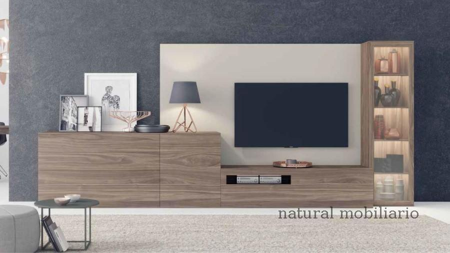Muebles Modernos chapa natural/lacados apilable besf 1-254-1269