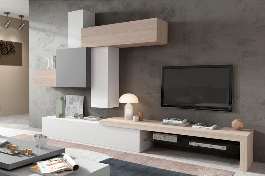 Muebles Modernos chapa natural/lacados pife 2-228-304