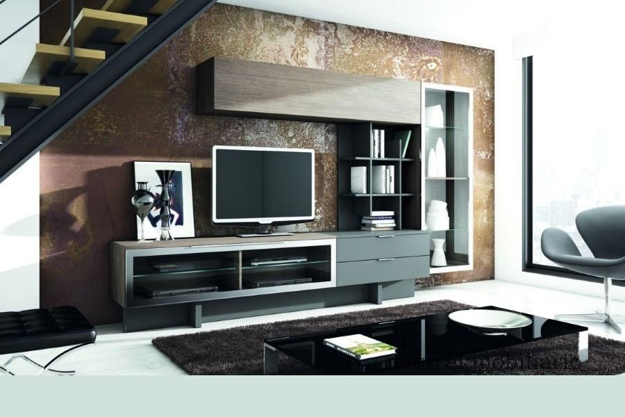 Muebles Modernos chapa sint�tica/lacados 1-52gano1157