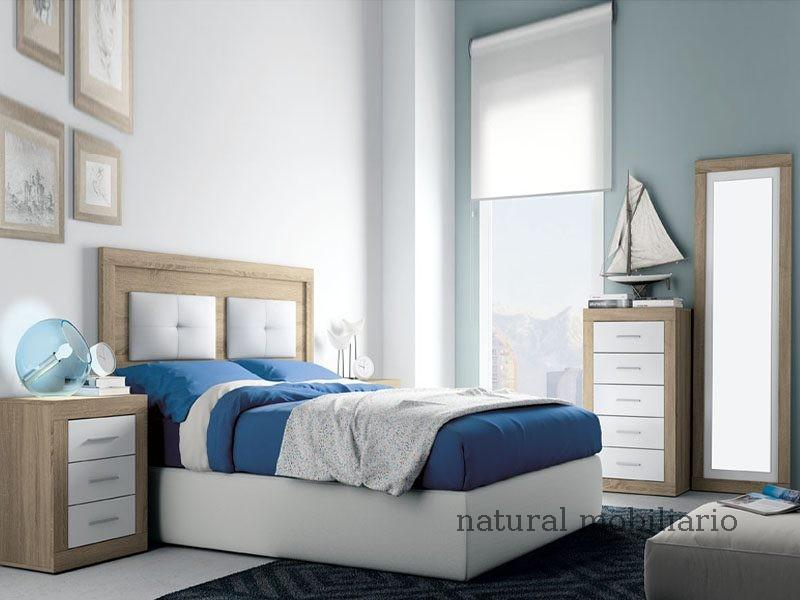 Muebles Modernos chapa sintética/lacados dormitorio moderno azor 1-21-811