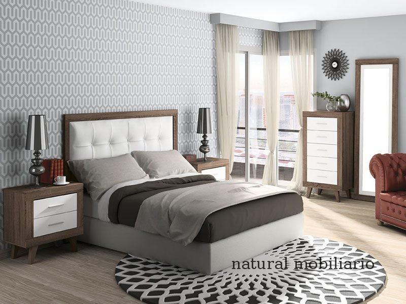 Muebles Modernos chapa sintética/lacados dormitorio moderno azor 1-21-808
