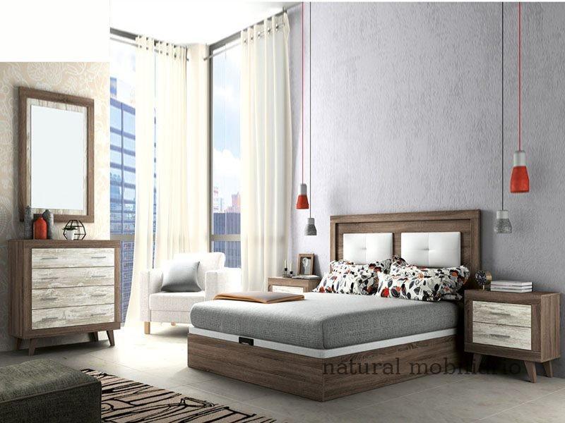 Muebles Modernos chapa sintética/lacados dormitorio moderno azor 1-21-816