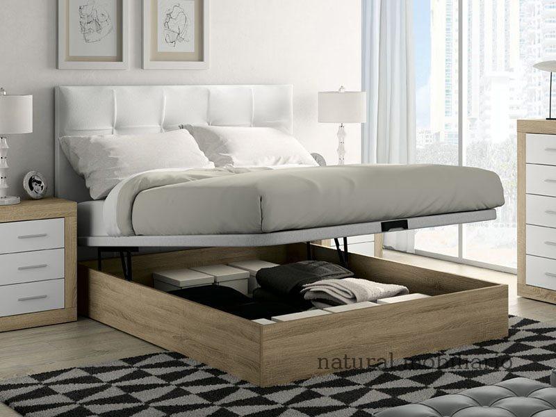 Muebles Modernos chapa sintética/lacados dormitorio moderno azor 1-21-814