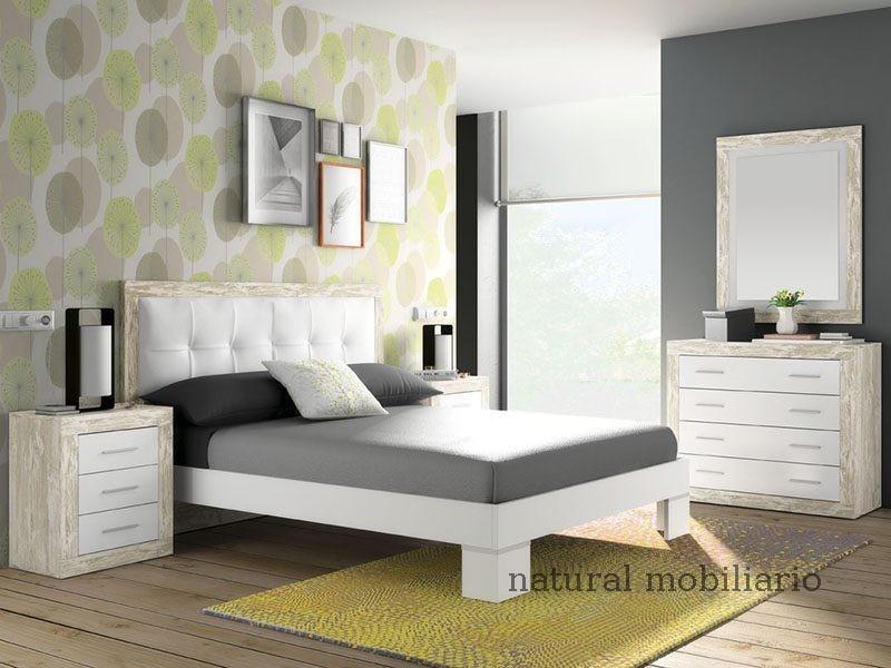 Muebles Modernos chapa sintética/lacados dormitorio moderno azor 1-21-809