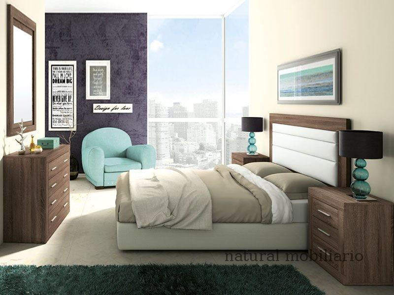 Muebles Modernos chapa sintética/lacados dormitorio moderno azor 1-21-817
