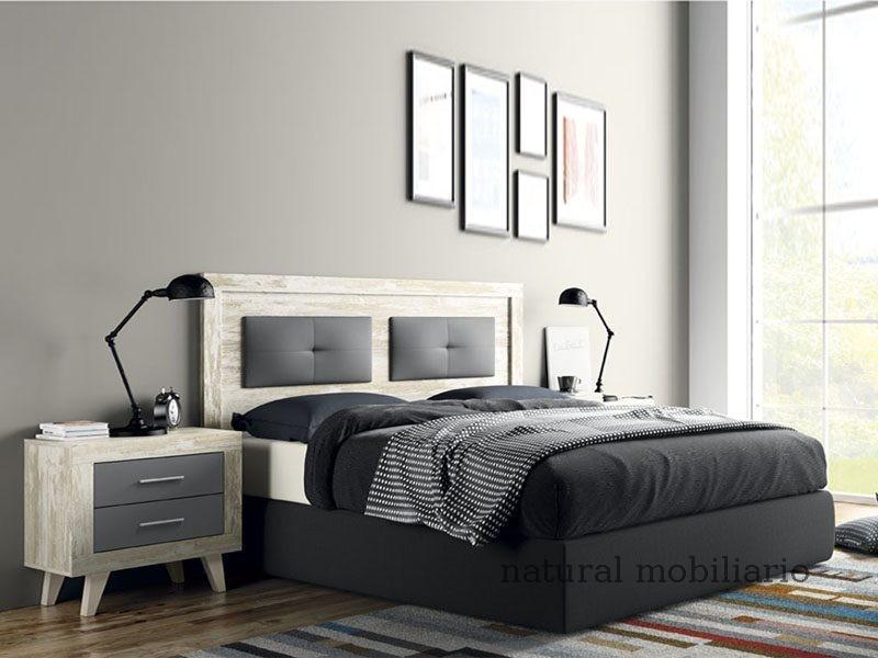 Muebles Modernos chapa sintética/lacados dormitorio moderno azor 1-21-819